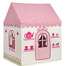 Large Rose Cottage and Tea Shop Playhouse (back)