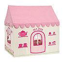 Small Rose Cottage and Tea Shop Playhouse (back)