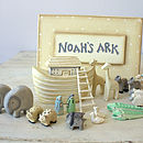 Noahs's Ark In Gift Box
