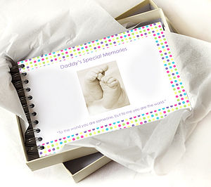 New Daddy Book - photo albums