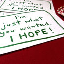 26 Joke Christmas Gift Tags   Variety Pack