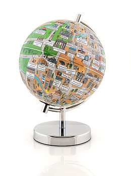 Illustrated Berlin Globe