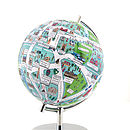 Illustrated Cambridge Globe