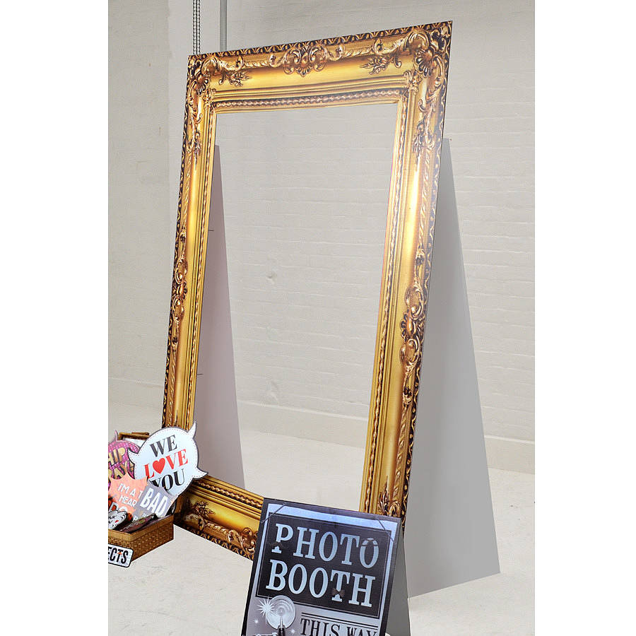 were sorry party frame photobooth props and decor is out of stock