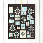 Handmade Customisable Advent Calendar - christmas decorations