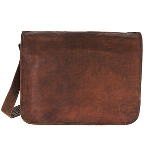 Unisex Classic Messenger Bag - bags & cases