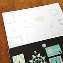 Handmade Customisable Advent Calendar