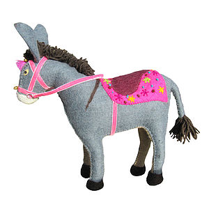 Rupert Blackpool Beach Donkey - decorative accessories