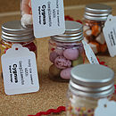 corporate sweetie jars