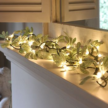 Mistletoe Fairy Lights
