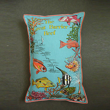Vintage Great Barrier Reef