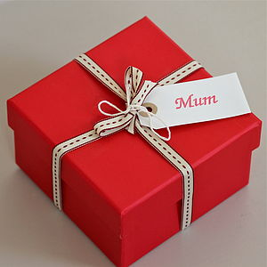 'Mum' Gift Tag - cards & wrap