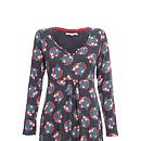 Big Love Tunic Pepper Floral