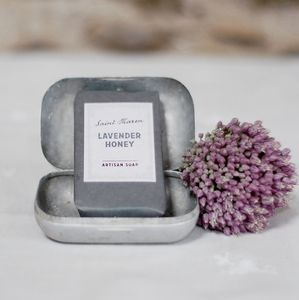 Lavender And Honey Artisan Soap
