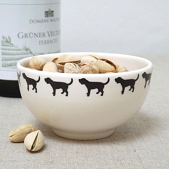 Handmade Small Dog Bowl