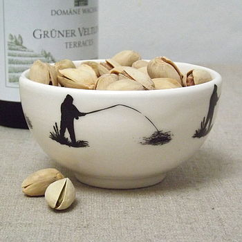 Handmade Small Fisherman's Bowl