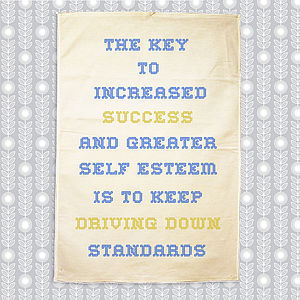 Key To Success Tea Towel - view all sale items