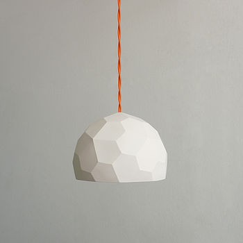 Mini Polyglobe Pendant Light