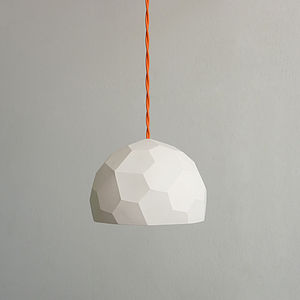 Mini Polyglobe Pendant Light - ceiling lights