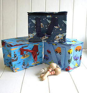Boys Insulated Lunch Bags - bags, purses & wallets