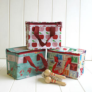 Insulated Lunch Bags - boys' bags & wallets