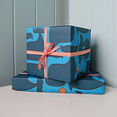 Whale & Fish Gift Wrap