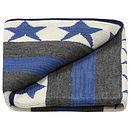 Super Star Knitted Baby Boys Blanket