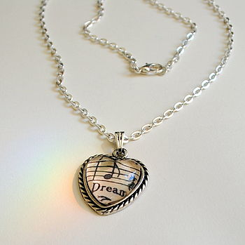 The Dream In Your Heart Pendant