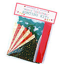 'Merry Christmas' Bunting Kit