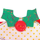 Christmas Pudding Bunting