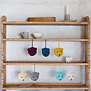 Organic Cotton Bear Hanging Toys