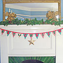 'Merry Christmas' Bunting