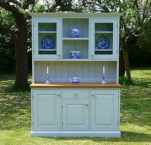 Handcrafted Bespoke Solid Wood Dresser - furniture