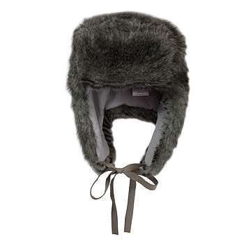 French Design Faux Fur Russian Hat