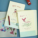French Phrase Notebook