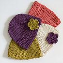 British Alpaca Baby Beanie Hat