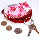 Corporate Gift Oilcloth Coin Purse