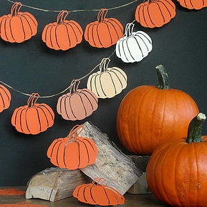 Thanksgiving Bunting - decorative accessories