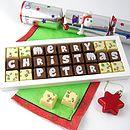 Personalised Christmas Chocolates