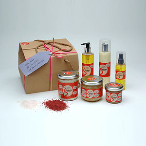 The Ultimate Beauty Kitchen Collection - beauty & pampering