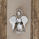 Angel Christmas Tree Decoration