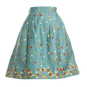 Elspeth Lollipop Skirt - summer clothing