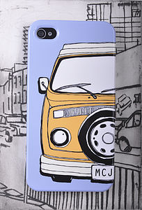 Camper Van Case For iPhone - phone & tablet covers & cases