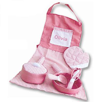 My Personalised Cooking Set
