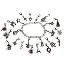 Nutcracker Advent Charm Bracelet