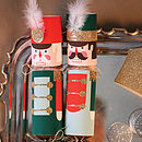Diy Nutcracker Crackers