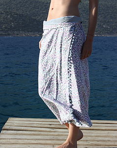 Rio Design Sarong Towel - swimwear & beachwear