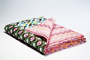Aztec Style Patchwork Quilt - view all sale items