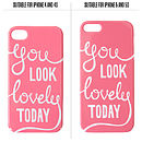 'You Look Lovely Today' Case For iPhone