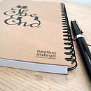 'Once Upon A Time' Notebook